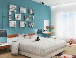 Maxland - Những mẫu thiết kế phòng ngủ đẹp năm 2017